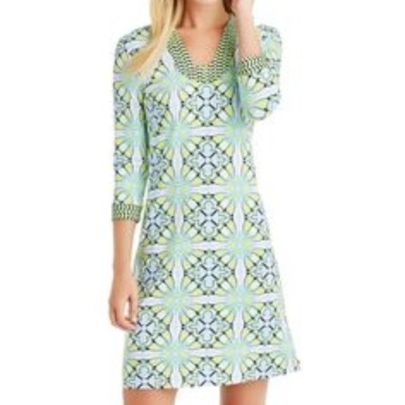 J. McLaughlin Catalina Cloth Gisel Dress
